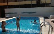 отель с бассейном и анимацией в анапе