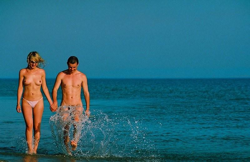 Презабавные фото нудистских пляжей  Мой мир в фотографиях
