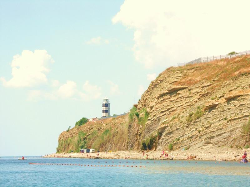 высокий берег анапа фото