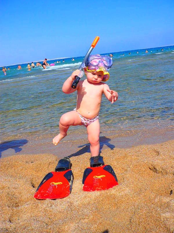 Добраться до пляжа Витязево из