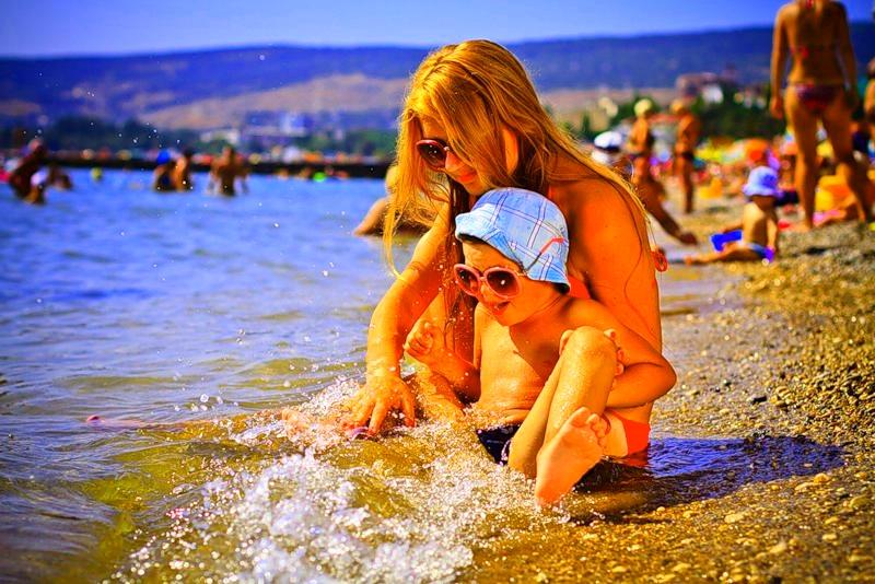 Благовещенские пляжи